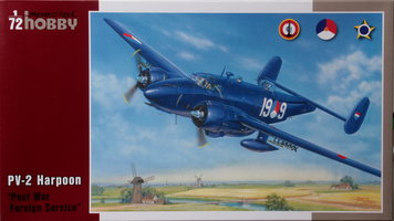 Special Hobby PV-2 Harpoon  1:72