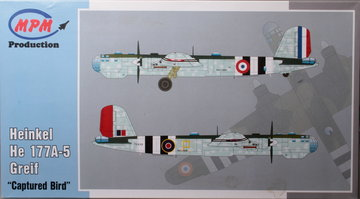 MPM Heinkel He177A-5 Greif