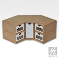 Hobbyzone Corner Drawers Module