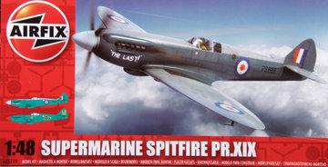 Airfix Supermarine Spitfire PR.XIX 1:48
