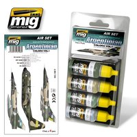 Ammo by Mig Air Set Argentinian Colors vol 1