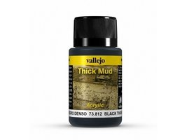 Vallejo  Black  Mud