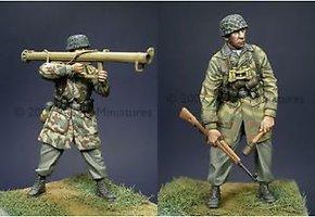 Alpine Miniatures 35022 German Para Anti Tank Team  1:35