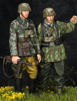 Alpine Miniatures 35195 German Grenadier Set  1:35