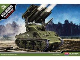 Academy M4A3 Sherman w/T34