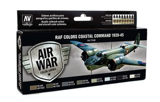 Air War  RAF Colors Coastal Command 1939-45