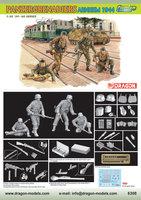 Dragon Panzergrenadiers Arnheim 1944 1:35