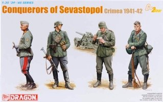 Dragon Conquerors of Sevastopol Crimea 1941-42 1:35