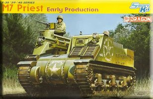 Dragon M7 Priest Early Production  1:35