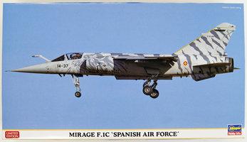 Hasegawa Mirage F-1C