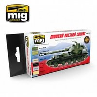 Ammo by Mig  Set  Modern Russian Colors