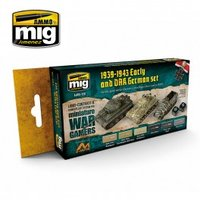 Ammo By Mig 1939-1943 Early and DAK German Set