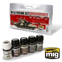 Ammo by Mig Weathering set Modern Russian Vehicles