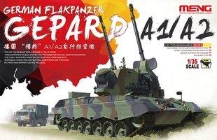 MENG Gepard A1/A2 German Flakpanzer 1:35