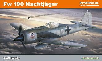 Eduard Fw 190 Nachtjager Profipack 1:48