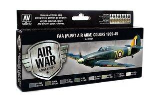 Air War  FAA(Fleet Air Arm)Colors 1939-45