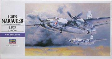 Hasegawa B-26F/G Marauder  1:72