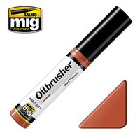 Ammo by Mig Oilbrusher Red Primer 10ml