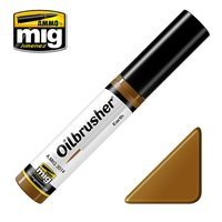 Ammo by Mig Oilbrusher Earth 10ml