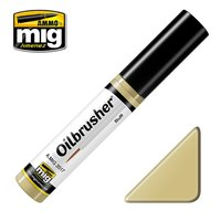 Ammo by Mig Oilbrusher Buff 10ml