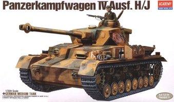 Academy Panzerkampfwagen IV Ausf.H/J 1:35