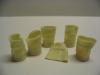 Reality in Scale Crushed&Dented fuel Drums  1:35