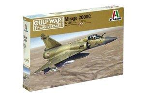 Italeri  Mirage 2000C Gulf War 1:72