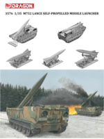 Dragon M752 Lance Self propeled Missile Launcher 1:35