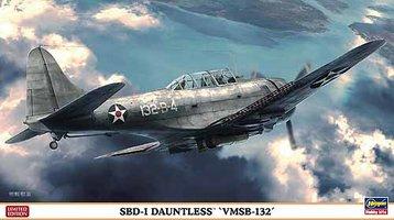 Hasegawa SBD-1 Dauntless