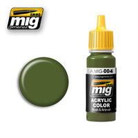 Ammo By Mig Reseda Green RAL 6011 B