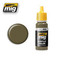 Ammo By Mig Grey Green Opt.1 RAL 7008