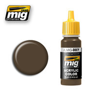 Ammo By Mig Dark Brown RAL 7017