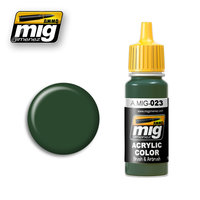 Ammo By Mig Protective Green