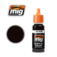 Ammo By Mig Satin Black