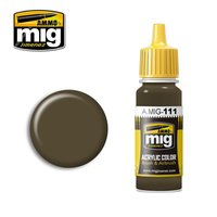 Ammo By Mig SCC2 British Brown 1941-44 Service Drab