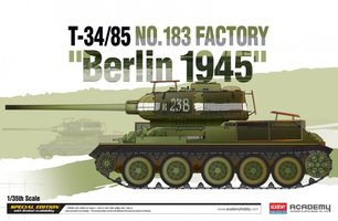 Academy T-35/85 No.183 Factory