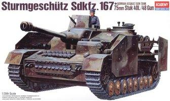 Academy Sturmgeschutz SdKfz.167