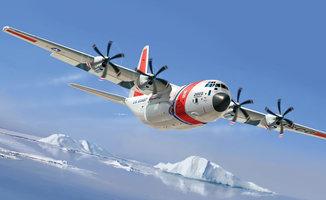 Italeri  HC-130J  US Coast Guard 1:72