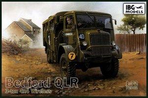 IBG Models Bedford QLR   1:72