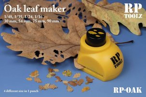 RP Toolz Oak Leaf Maker