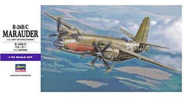 Hasegawa B-26B/C Marauder  1:72