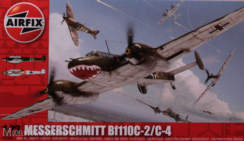 Airfix Messerschmitt Ff110C-2/C-4 1:72