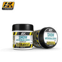AK Terrains Snow