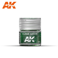 AK Real Color Clear Green