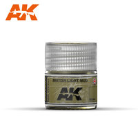 AK Real Color British Light Mud