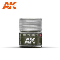 AK Real Color BSC No34 Slate
