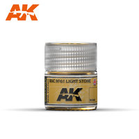 AK Real Color BSC No61 Light Stone