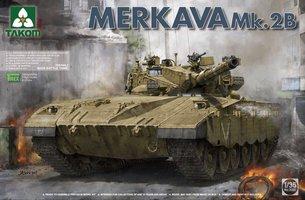 Takom Israeli Main Battle Tank Merkava Mk.2b  1:35