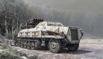 Italeri 15cm. Panzerwerfer 42 auf Sd.Kfz 4/1 1:35