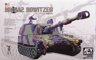 AFV Club M109A2 Howitzer 1:35